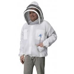 Piton en métal pour entrée de ruche