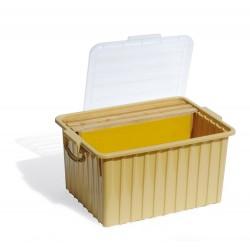 Pot a miel 250 grammes, sans couvercle