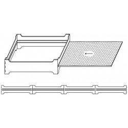 Kit de grilles pour apidea