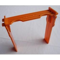 Telaino in PVC arancione per arniette Apidea