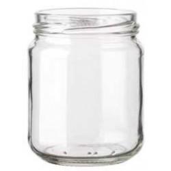 Vasetto in vetro di 250 gr