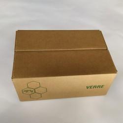 Confezione in cartone per 6 vasetti di 500 grammi