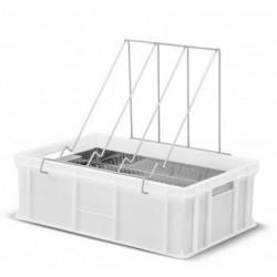 Banco per dispoerculare da tavolo Lyson con filtro in inox