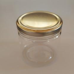 Pot pour miel 100% végétal T82, (vendu sans couvercle)