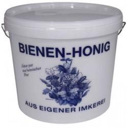 Fût en plastique 25 kg pour miel