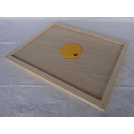 Couvre-cadres & chasse abeilles 50 x 50 cm