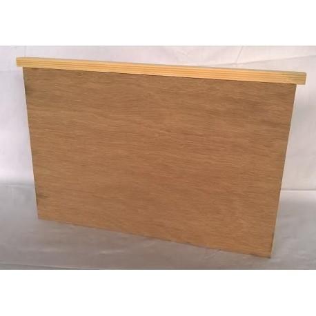 Partition en bois pour ruche dadant