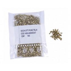 Oeillets pour cadres 2 mm, 1000 pièces