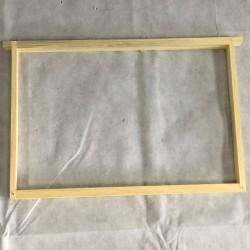 Cadre de corps de ruche dadant non filé