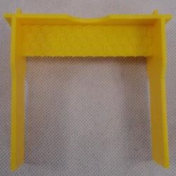 Cadron plastique pour ruchette Bivo