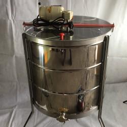 Smelatore radiale 9 favi in acciaio inox