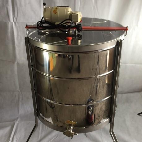 Extracteur radial 9 cadres en inox