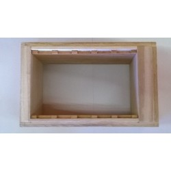 Hausse en bois pour ruchette Apidea
