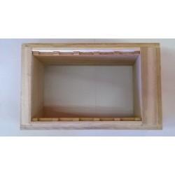 Melario en legno per arnietta apidea